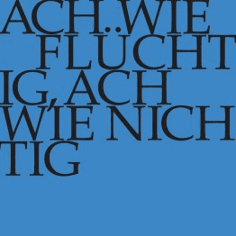 J.S. Bach-Stiftung Kantate BWV 26