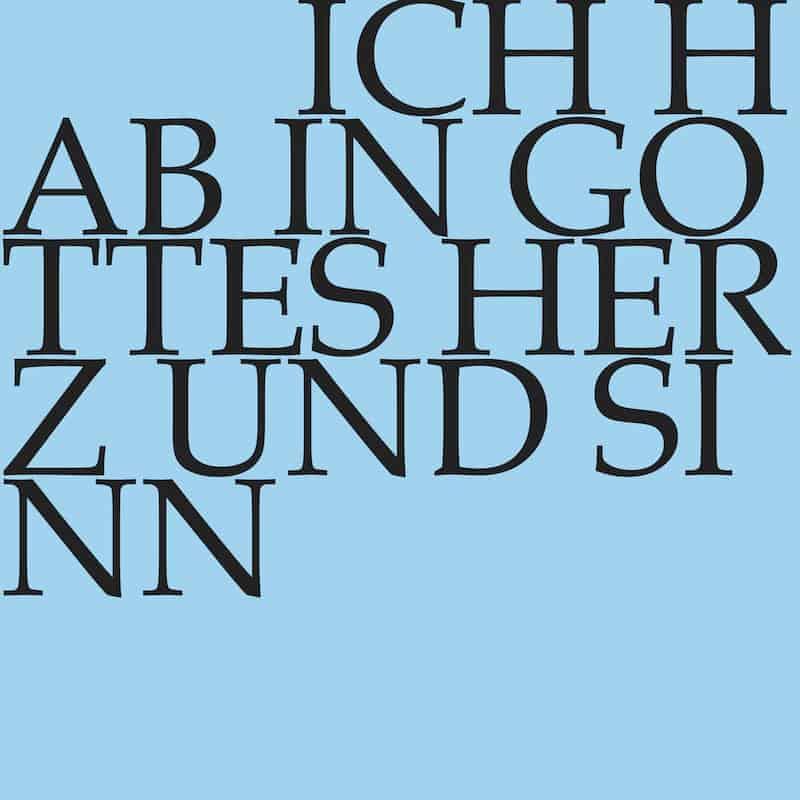 J.S. Bach-Stiftung Kantate BWV 92