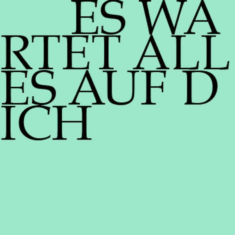 J.S. Bach-Stiftung Kantate BWV 187