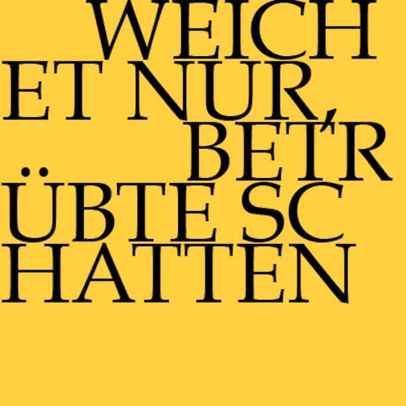 J.S. Bach-Stiftung Kantate BWV 202
