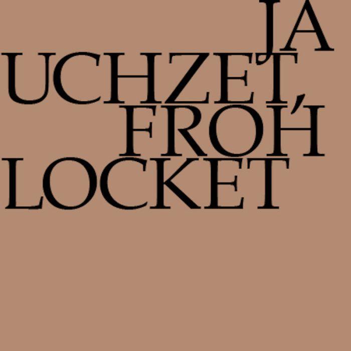 Jauchzet, frohlocket, auf, preiset die Tage