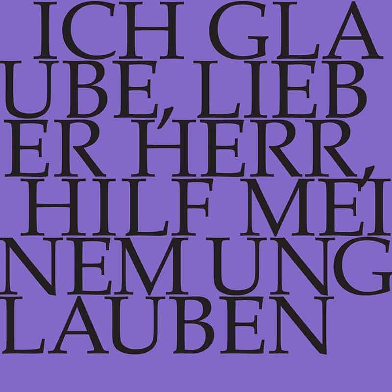 J.S. Bach-Stiftung Kantate BWV 109