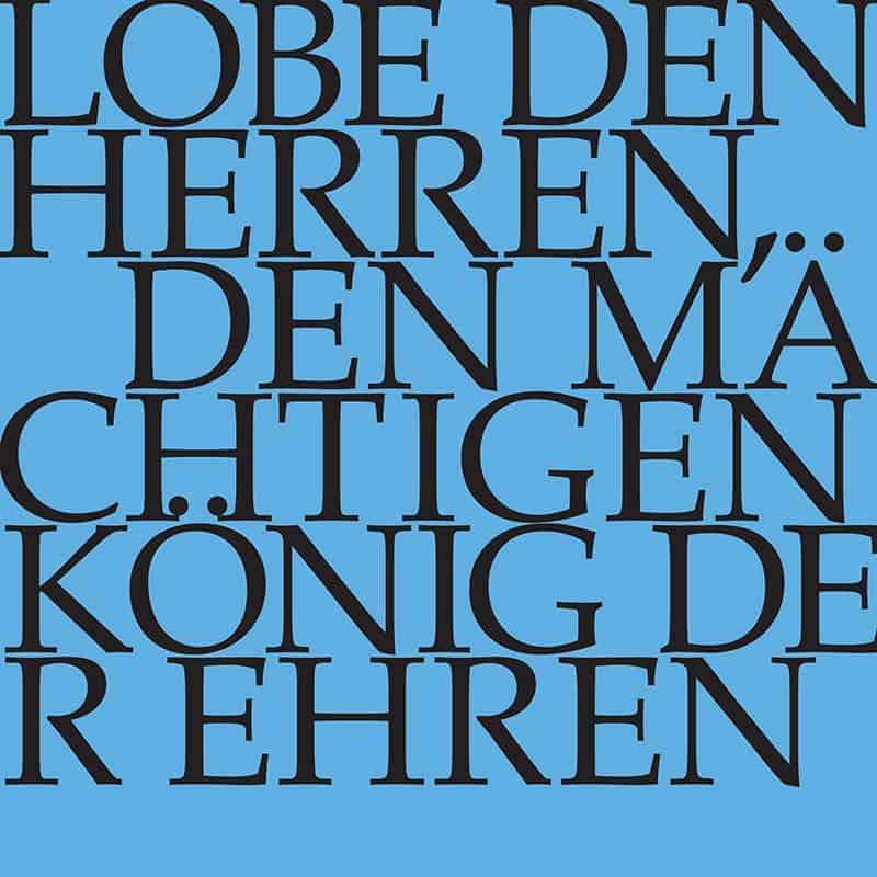 J.S. Bach-Stiftung Kantate BWV 137