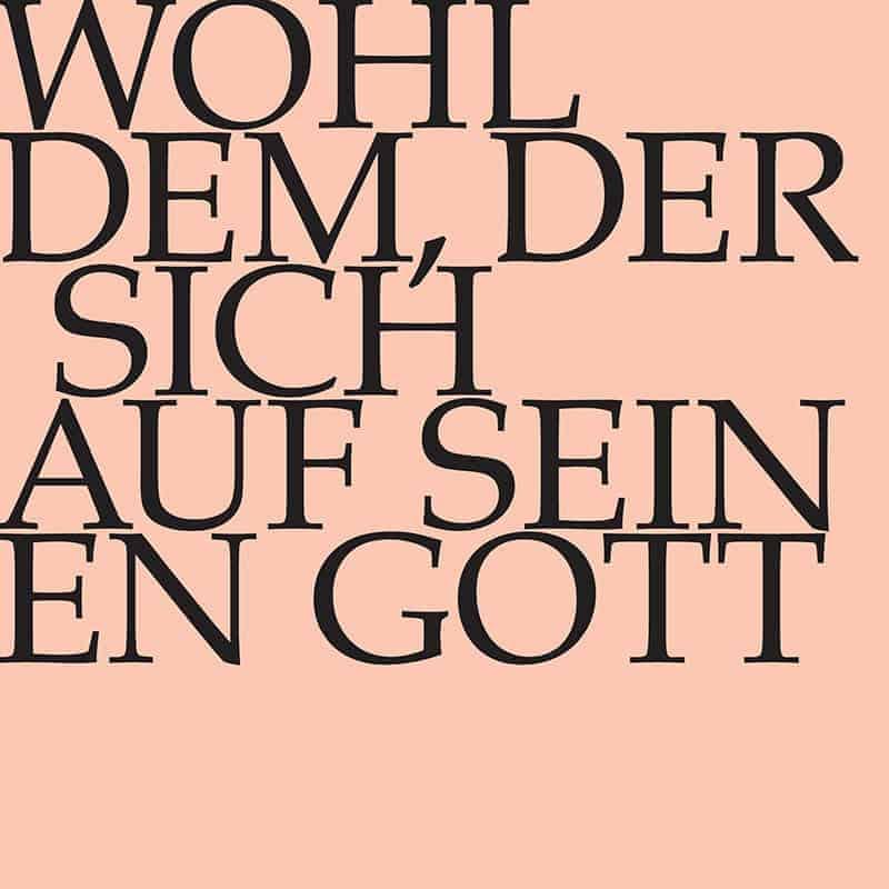 J.S. Bach-Stiftung Kantate BWV 139