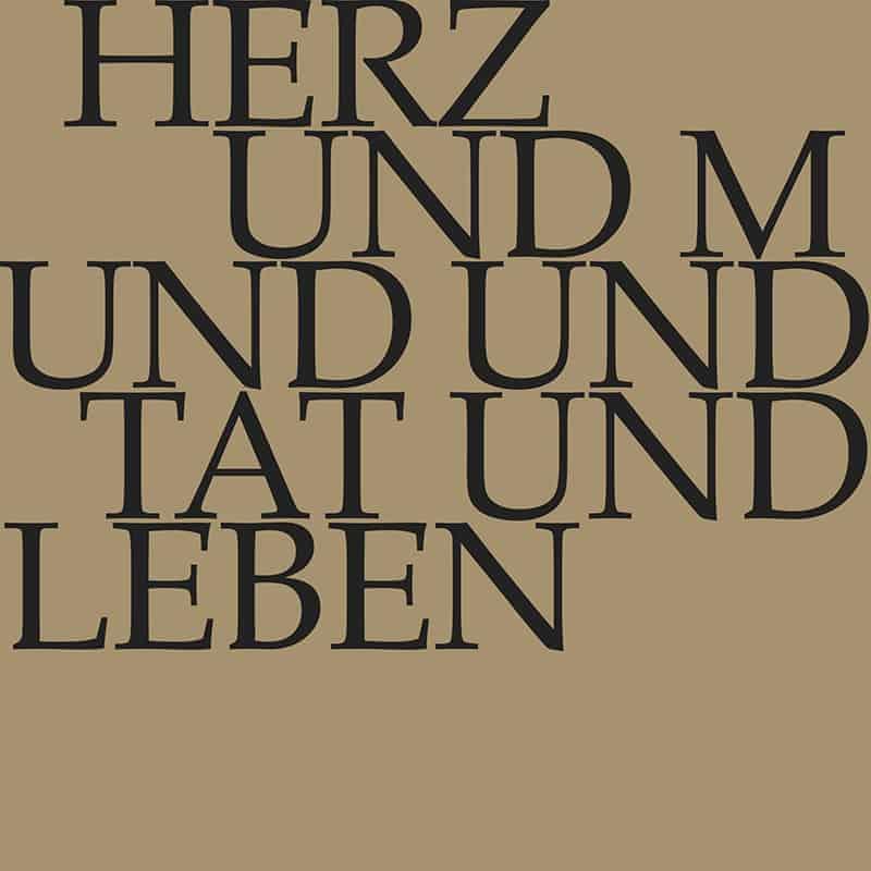 J.S. Bach-Stiftung Kantate BWV XXX