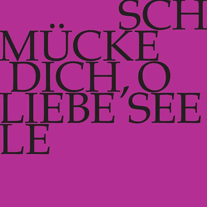 J.S. Bach-Stiftung Kantate BWV 180