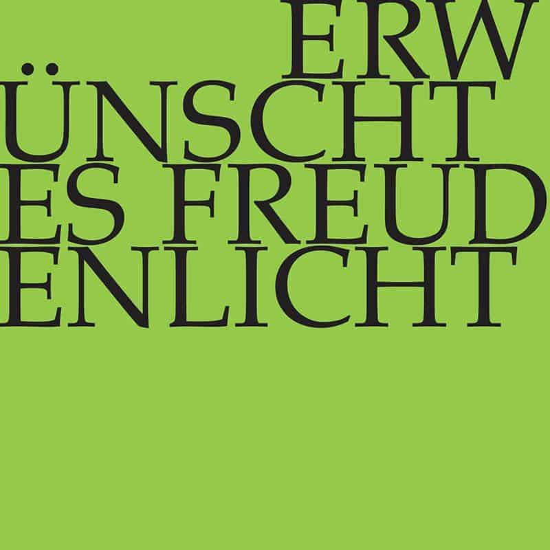 J.S. Bach-Stiftung Kantate BWV 184