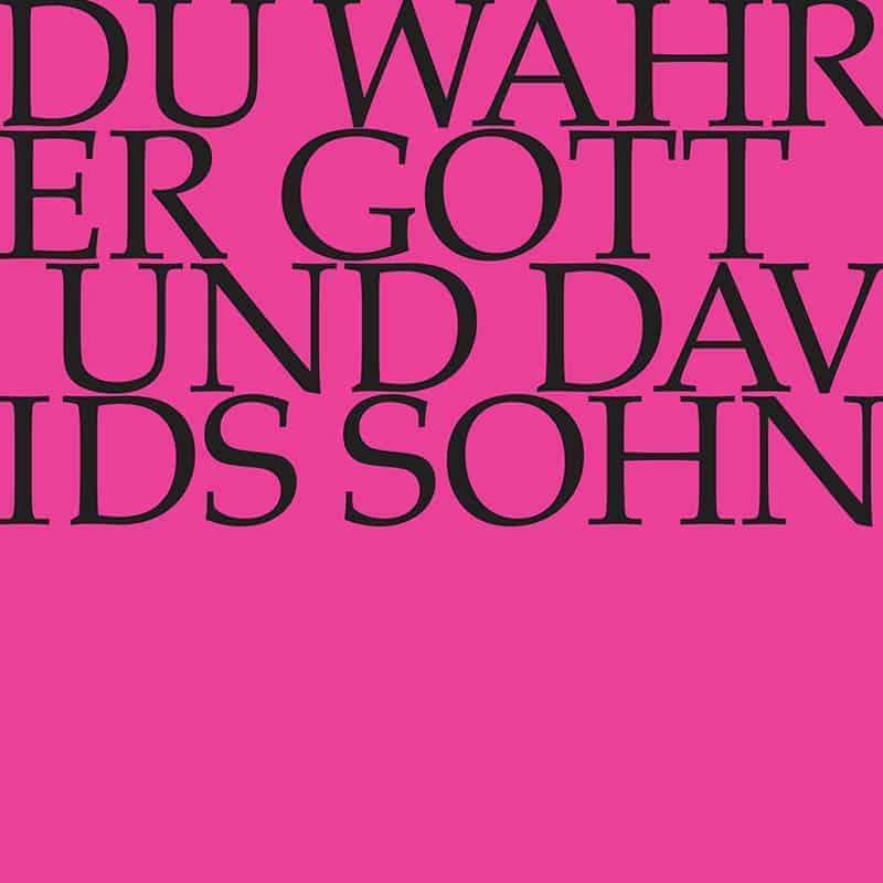 J.S. Bach-Stiftung Kantate BWV 23