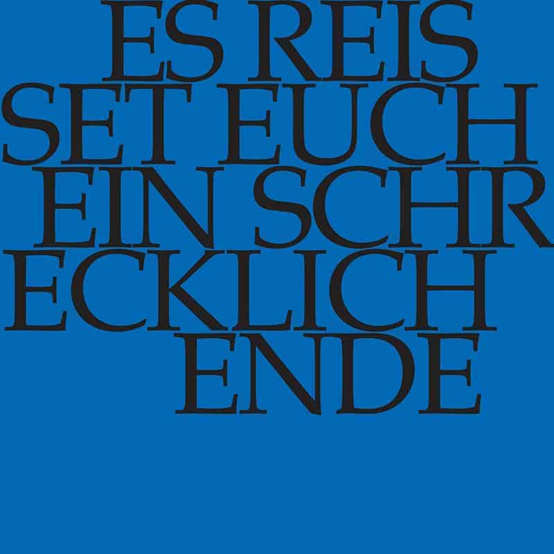 J.S. Bach-Stiftung Kantate BWV 90