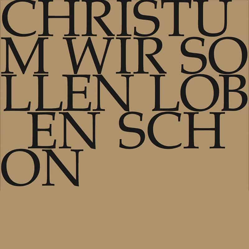 J.S. Bach-Stiftung Kantate BWV 121