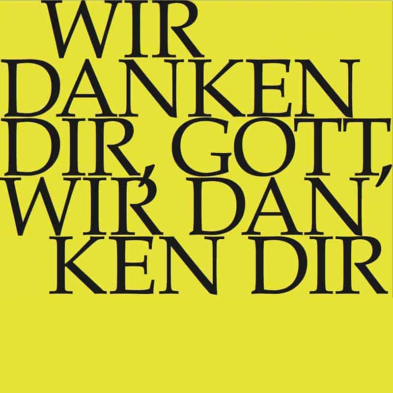 J.S. Bach-Stiftung Kantate BWV 29