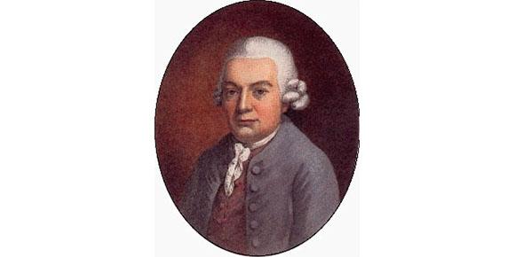 Anselm Hartinger über C.P.E. Bach