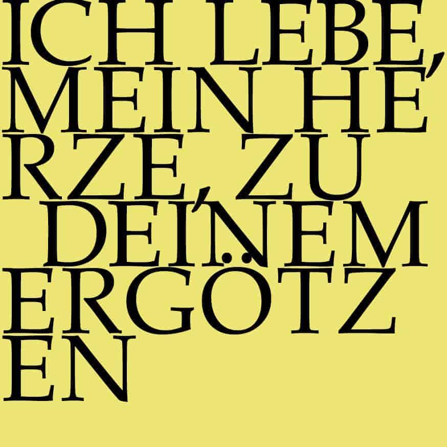 J.S. Bach-Stiftung Kantate BWV 145