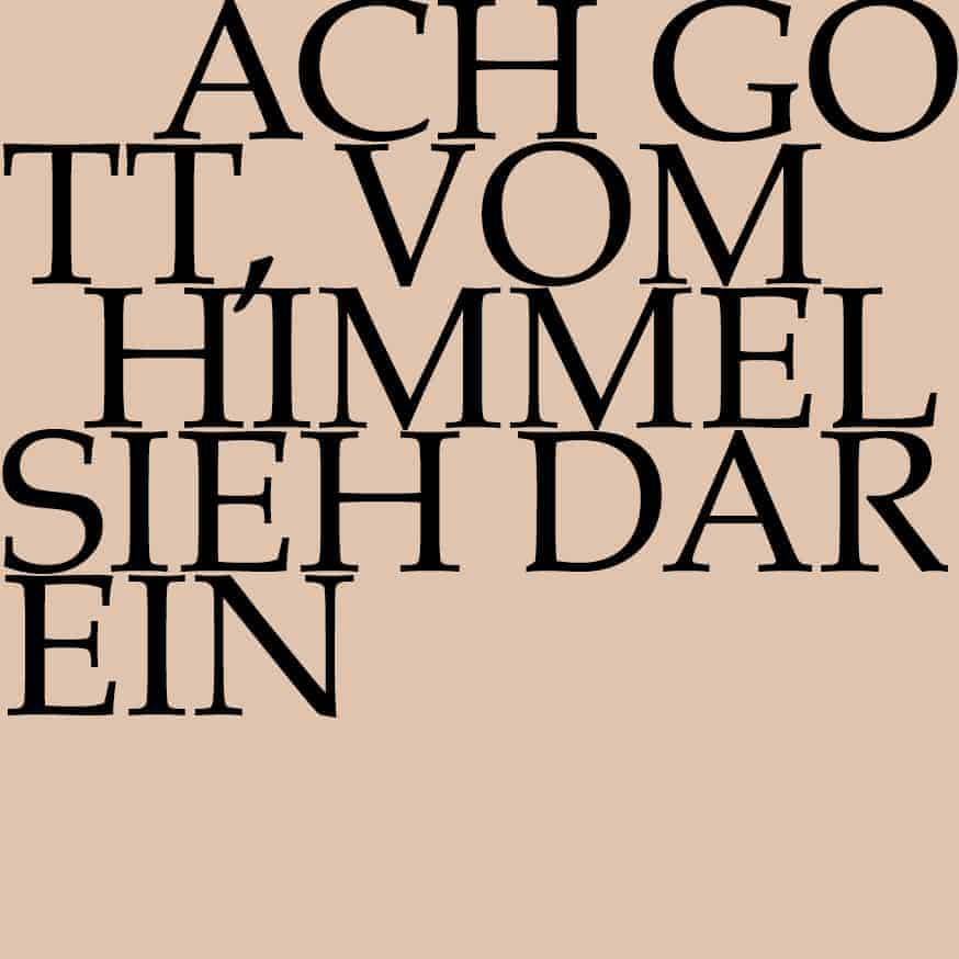 J.S. Bach-Stiftung Kantate BWV 2