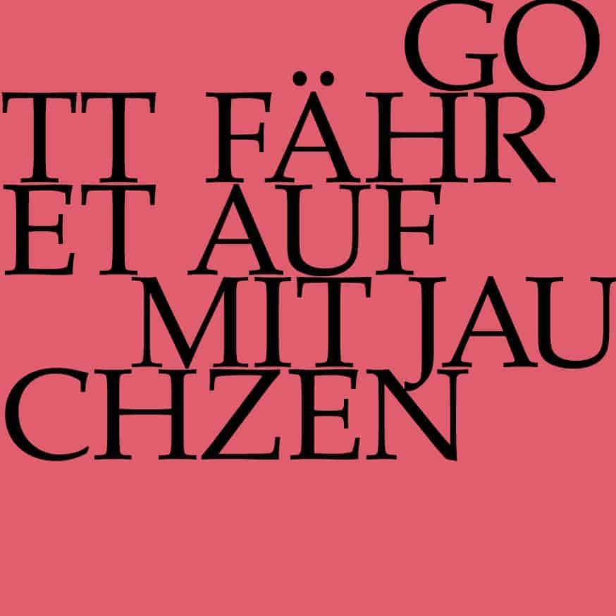 J.S. Bach-Stiftung Kantate BWV 43