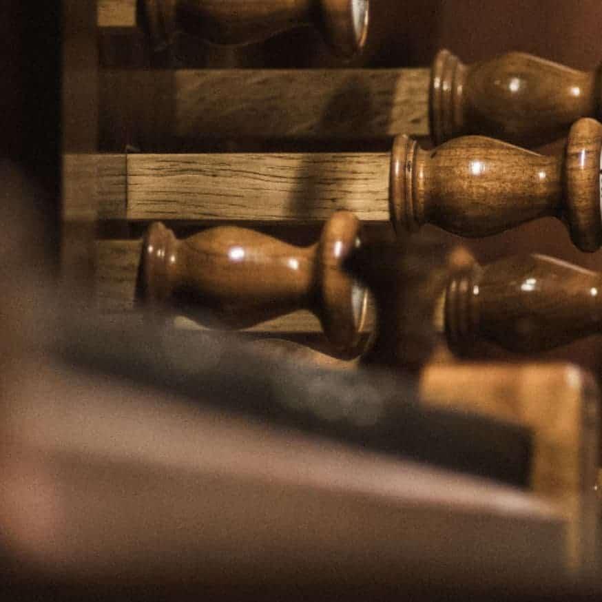 La chacona en re menor para violín de Johann Sebastian Bach